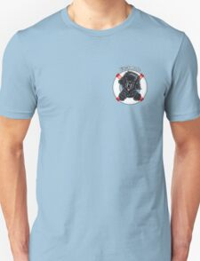 Black Newfie First Mate T-Shirt