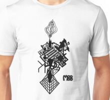 Black Shape Unisex T-Shirt