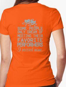 I Raised Mine Theater T-Shirt