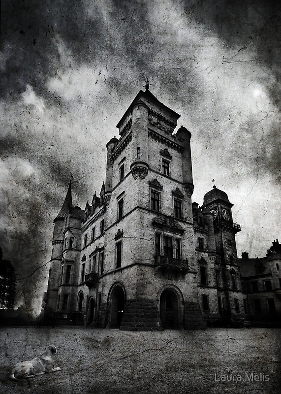 Haunted 2 by Laura Melis