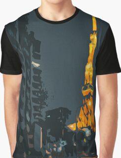 Tokyo Tower Graphic T-Shirt
