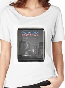Twin Towers Women's Relaxed Fit T-Shirt