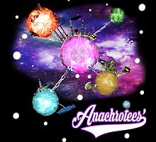 Galactic Premonition ~ Anachrotees' Design by Soundsabbath