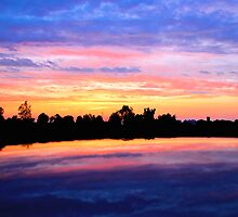 Sky, Earth and Camry by Matt Marlin