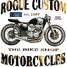 ROGUES CUSTOM T SHIRT by JohnLowerson