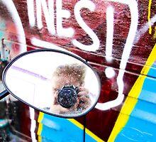Graffiti Reflect by Abby Lewtas