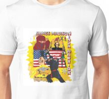James Madison - Ninja Warrior! t-shirt T-Shirt