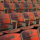 Red Seats by Virginia Kelser Jones