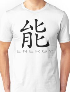 Chinese Symbol for Energy T-Shirt Unisex T-Shirt