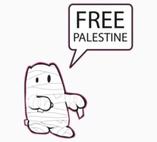 free palestine tee by MrBisto
