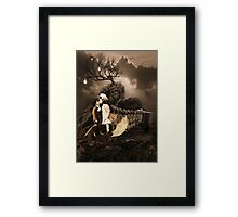 the Great Casanova Framed Print