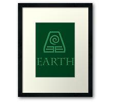 Earth Element Framed Print