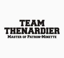 Team Thenardier by freakedoutgeek
