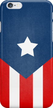 IPHONE CASE - Captain America by beauvoire