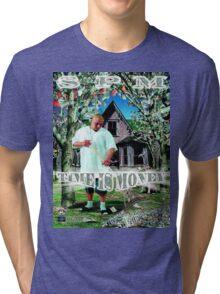 SPM - Time is Money Tri-blend T-Shirt