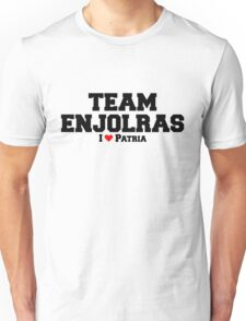 Team Enjolras Unisex T-Shirt