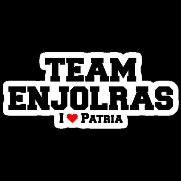 Team Enjolras by freakedoutgeek