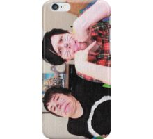 Textured Phan iPhone Case/Skin