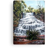 Katoomba Falls, Blue Mountains Australia Canvas Print