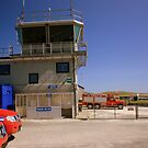 Barra Airport by Duncan  Wilson
