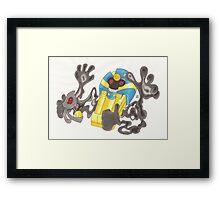 Cofagrigus Framed Print