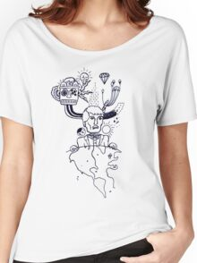 Indie Delight Women's Relaxed Fit T-Shirt