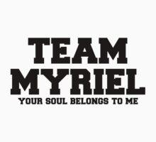 Team Bishop Myriel by freakedoutgeek