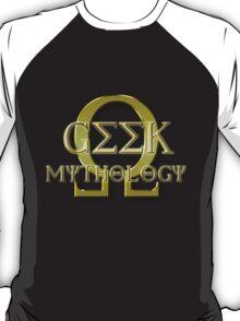 Geek Mythology T-Shirt