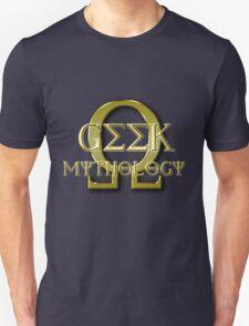 Geek Mythology Unisex T-Shirt