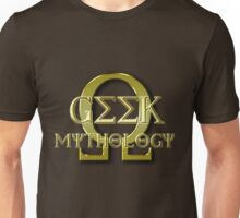 Geek Mythology Unisex T-Shirt
