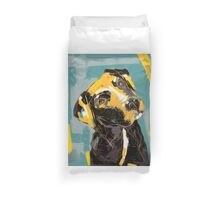 Dog Boris Duvet Cover