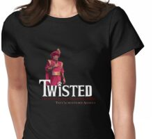Achmed Womens Fitted T-Shirt