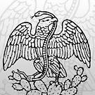 Mexican Eagle by Alejandro Durán Fuentes