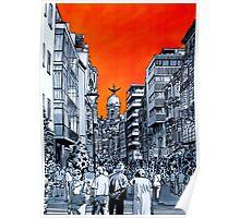 Splash Cities - Valladolid 01 Poster