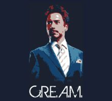 IRON C.R.E.A.M. by StylesDesign