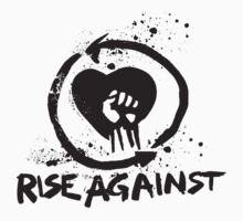 Rise Against by cheezrulz84