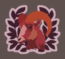 Goat Crest Logo Kids Clothes