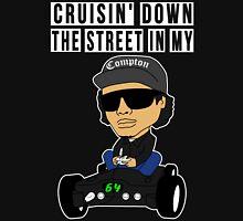 Hip Hop Funny Compton Rap Nintendo 64 Unisex T-Shirt
