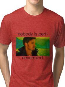 Captain Hook- OUAT Tri-blend T-Shirt