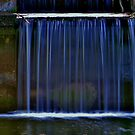 Waterfall Unionville Ontario by Mike Leinwand