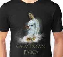 Ronaldo vs. Barca Goal Unisex T-Shirt