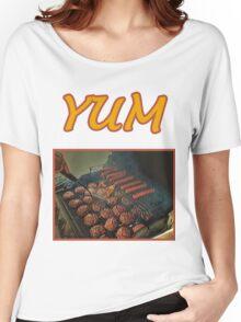 YUM Women's Relaxed Fit T-Shirt