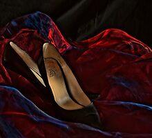 Heels HDR by Jan Clarke