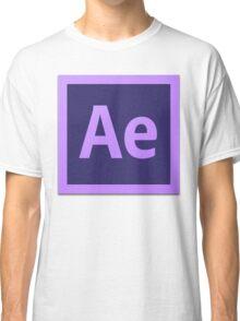 After Effect  CS6 Logo Classic T-Shirt