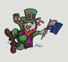 Aussie Leprechaun 2 (pocket) by Jodi Franzke