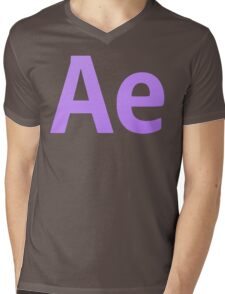 After Effects CS6 Letters T-Shirt
