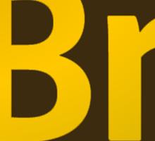 Bridge CS6 Logo Sticker
