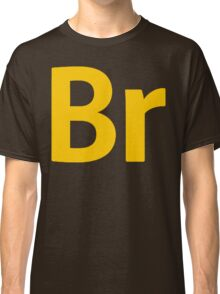 Bridge CS6 Letters Classic T-Shirt
