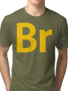 Bridge CS6 Letters Tri-blend T-Shirt