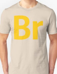 Bridge CS6 Letters T-Shirt